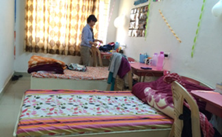 Hostel And Mess