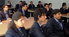 Fee MBA-IB & MA (Mass Com)